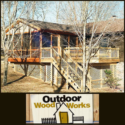 Outdoor Woodworks serving Nashville and Middle Tennessee