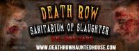 DEATH ROW - SANITARIUM OF SLAUGHTER in Nashville TN