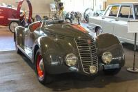 Fiat 508C Balilla at Lane Motor Museum