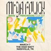 Miya Folick at The High Watt