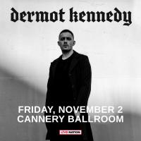 Dermot Kennedy at Mercy Lounge