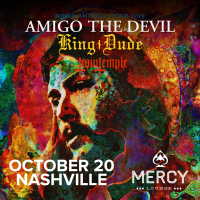 Amigo The Devil at Mercy Lounge