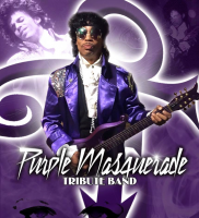 Purple Masquerade - Prince Tribute at Mercy Lounge