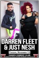 Darren Fleet & Just Nesh