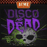 Acme Halloween Party -  Disco is dead in downtown Nashville TN