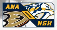 Nashville Predators vs. Anaheim Ducks