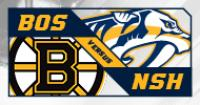 Nashville Predators vs. Boston Bruins