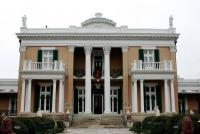 Christmas at the Belmont Mansion