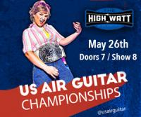 US Air Guitar Championship - Nashville
