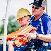 Kid's Construction Fun Day at Lucky Ladd Farms