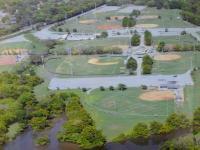 Hendersonville's Drake Creek Park Baseball and Softball Fields