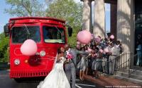 Wedding Transportation with Fadd's Party Bus in Nashville TN