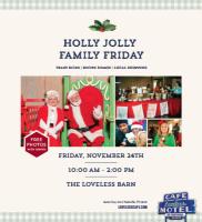 The Loveless Cafe Family Friday