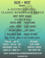 A Sultry Shindig: Classic Burlesque Revue