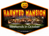 Haunted Mansion – Fontanel Nashville – Halloween & Country Music