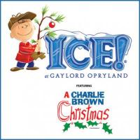ICE!® featuring A Charlie Brown Christmas