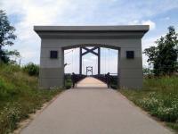 Footbridge over the Cumberland