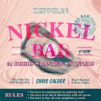 Zeppelin Nickel Bar
