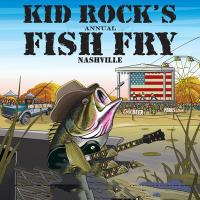 KID ROCK'S  ANNUAL FISH FRY AT FONTANEL