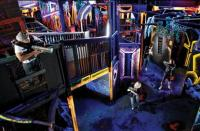 Laser Quest - Laser Tag in downtown Nashville Tennessee