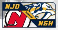 Nashville Predators vs. New Jersey Devils