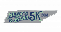 Neely's Bend 5K race logo. All Fitness levels welcome!