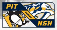Nashville Predators vs. Pittsburgh Penguins