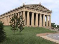 Parthenon at Nashville Centennial Park