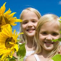 Come experience thousands of sunflowers are Lucky Ladd's Sunflower Spectacular.
