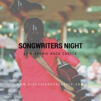 Song Writers' Night Summer Concert Series 2017