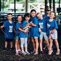 Together we'll discover the wonder and magic of our natural outdoor world at Lucky Ladd Farms Summer Camp.