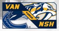 Nashville Predators vs. Vancouver Canucks