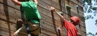 Victory Ranch Climbing Wall