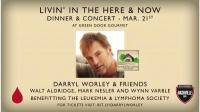 Livin' In The Here & Now Dinner & Concert featuring Darryl Worley & Friends