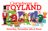 Christmas  in Toyland - Gallatin Christmas Parade