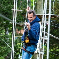 Dads Climb Free on Father's Day!