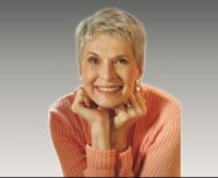 Jeanne Robertson at the Ryman Auditorium in downtown Nashville Tennessee