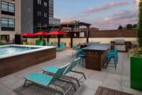 Heated Pool at Home2 Suites & Tru by Hilton Nashville Downtown Convention Center