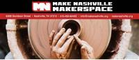 Pottery Classes at Make Nashville's Makerspace