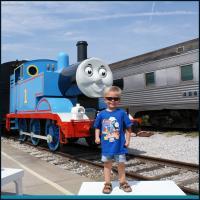 Thomas the Train in Nashville each fall