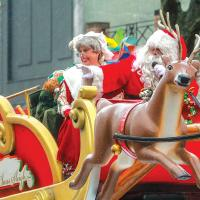 Plan on attending this years Christmas Parades in Nashville and neighboring communities