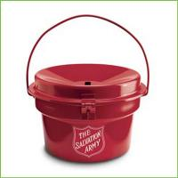 Volenteer for the Salvation Army this holiday season