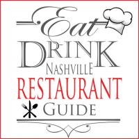 Eat and Drink in the best restaurants in Nashville and middle Tennessee