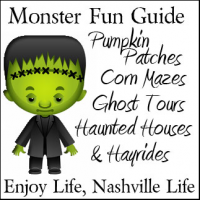 Halloween and Fall Celebrations in Nashville