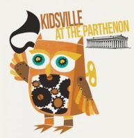 Kidsville at the Parthenon in Nashville Tennessee
