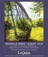 Nashville Parks Art Exhibit