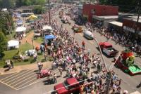 Middle Tennessee Strawberry Festival Parade