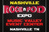 Nashville Rock n Pod Expo