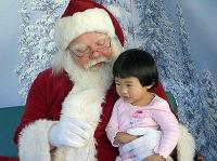 Pictures with Santa at Rivergate Mall