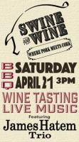 Swine and Wine at Natchez Hills Vineyard & Winery